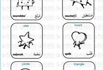 arapça-arabic language-العربية