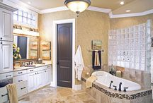 Bathrooms to relax me! / by Gail Moline Thompson