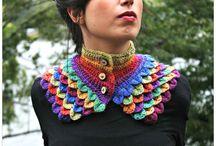 crochet clothing / by Twinkle Jones