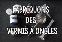 Ongles et mains