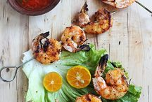 Seafood Recipes / Seafood Recipes / by Waiting On Martha