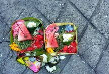 Bali's canang offering