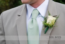 Wedding Boutonnieres / Raleigh weddings.  Raleigh photography.  Raleigh florist.  Wedding flowers.  Groom.