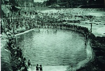 Heritage photos of pools