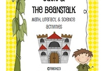 Fairy Tales / Fairy tale lessons for first grade and second grade literature.  Literacy lessons involve traditional fairy tales and new versions which allow teachers to create lessons which compare fairy tales.