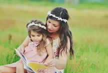 Mommy and Me inspiration/ideas