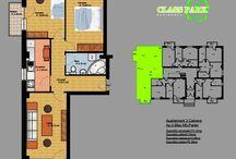 Un nou apartament  3 camere in Class Park Tragoviste