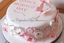 Mother days cake