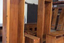 Mobili in legno massello ArveStyle cerea Verona