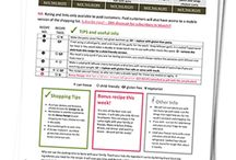 Sample Meal Plan / Sample Meal Plan from Weekly Meal Plans