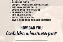 For the home business