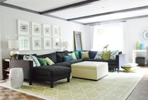 Living Room Inspiration / by Erin Brooks