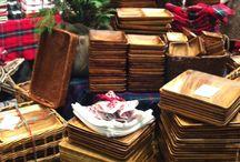 Artesana / Wooden Dinnerware!!