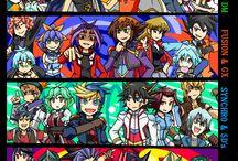 Yu-Gi-Oh and etc