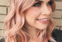 """Think Pink... / Hairtrends & Beauty in """"Pink""""!"""