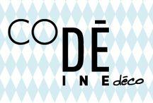 Codeinedeco / La déco sur ordonnance ! Prescription des dernières tendances...