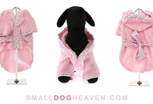 Our Store / Just a small sample from our dog fashion and accessories store Small Dog Heaven