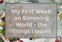 Slimming World Inspiration / Recipes and inspiration for those following the Slimming World diet