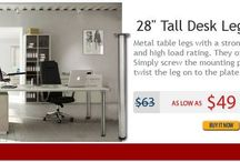 Desk Height Legs