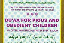 DU'AA - Praying to Al Mighty ALLAH