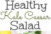 Salad & Dressing Recipes / Healthy salad recipes, salad recipes, salad dressing recipes