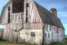 BARNS / by Debra Thomas