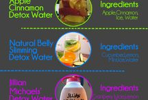 Detoxing recipes