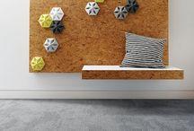 Interface - Composure / Carpet tiles (50x50 cm) by Interface