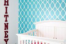 Babies room.