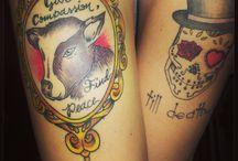 Vegan Tattoos