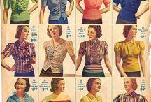 1939 / Hur såg man ut? Hur levde man? Hur var livet precis innan krigsutbrottet?