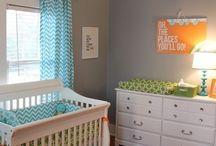 Baby room / by Jessie Matelski