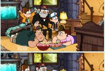 Gravity Falls / <3