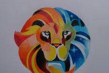 rajzok, színek