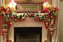 Christmas Decor Ideas / Christmas decorations