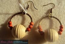 Handmade Earrings / by Martha Sereti