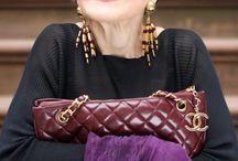 Look femme 80 ans