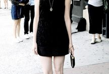 Dress with Flats