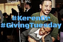 #GivingTuesday / Support Keren Or this Dec. 2nd on the biggest giving day of the year! For more information, check us out on the web at www.keren-or.org