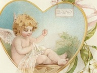 Angels and Cherubs / Yes here are a collection of Angels and Cherubs.  / by Tea Cottage Pretties - Beverly