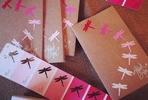 Envolturas, sobres, sellos