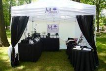 Vendor/Craft Show Tent Displays