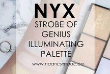 Makeup Blog Posts   NAANCYMAAC / The newest makeup/beauty blog posts/reviews from my blog, www.naancymaac.ca