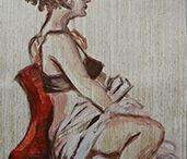 My Art / Kunst van Marga Cooiman-van van Muijden