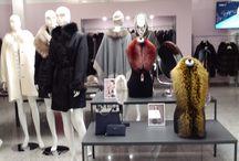SC prodejna v Kolíně - WOMEN / Aktuální nabídka dámských kožených a kožešinových výrobků v SC prodejně v Kolíně.
