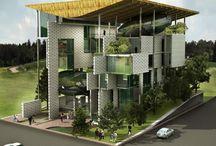 Projet - Archi & Espace urbain