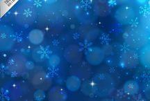 PATTERN ● SNOW