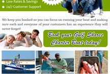 Gulf Shores Deep Sea Fishing / Check this link right here https://www.charterboatbooker.com/location/united-states/alabama/gulf-shores-charter-boats/ for more information on Gulf Shores Deep Sea Fishing. Gulf Shores Deep Sea Fishing Charter Boats be available in all sizes and shapes to fit any potential sea traveler, weekend break pirate, or fabulous fish killer - or anybody else that enjoys boating. These are different advantages of a charter boat which you could experience by employing one.