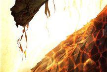 Драконы Огня: Дитя Пламени