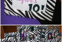Paytons 10th! / by Ashley Gafford